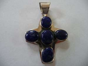 New Jay King Mine Finds Lapis Nugget Cross