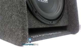 pkg CP112W0v2 JL AUDIO 12 SUBWOOFER BOX + BMW 481 AMP NITRO 2 CH 800W