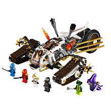 LEGO Ninjago Ultra Sonic Raider (9449)   LEGO   Toys R Us