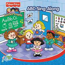 Price Little People ABC Sing Along CD Gold Edition   Fisher Price