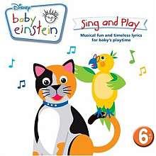 Baby Einstein Sing and Play CD   Walt Disney Studios