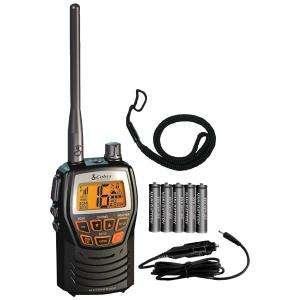 Cobra Mr hh125 Marine Vhf Hand held Radio (mrhh125) 028377201226