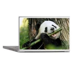 Laptop Notebook 17 Skin Cover Panda Bear Eating