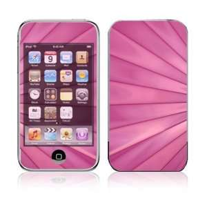 Apple iPod Touch (1st Gen) Vinyl Decal Sticker Skin   Pink