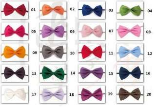 Dog, Cat, or Pet Cute Bow Tie Necktie Clothes   In more than 20 Colors