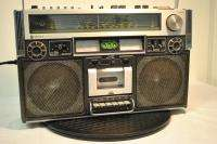 RC 838JWII AM/FM/SW Biophonic Stereo Radio Cassette Recorder Boom Box