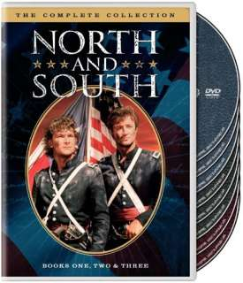 New North And South Complete DVD Collection 8 Discs