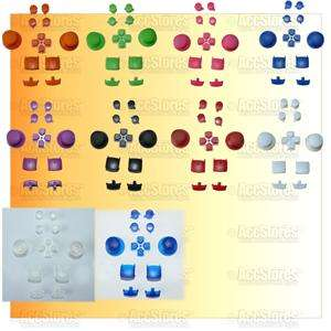 Controller Buttons Kit   D pad Thumbsticks L1/R1 L2/R2 Trigger
