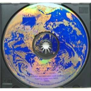 StarDate   March 1994   Audio CD   A Production of the University of