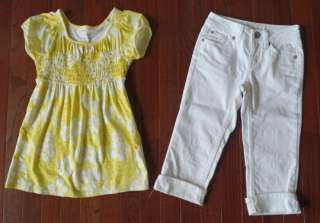 Spring Summer Clothes Lot Size 8 8 Slim 32 Pieces Justice + EUC