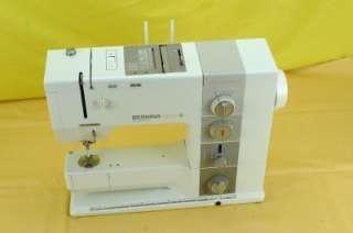 MINT BERNINA 930 RECORD ELECTRONIC SEWING MACHINE SERVICED W/ WARRANTY