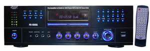 Pyle PD1000A Audio System 1000 Watt Stereo Receiver DVD CD  Radio