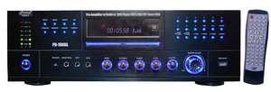 Pyle PD1000A Audio System 1000 Watt Stereo Receiver DVD CD  Radio