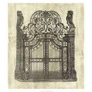 Charleston Wrought Iron Gates