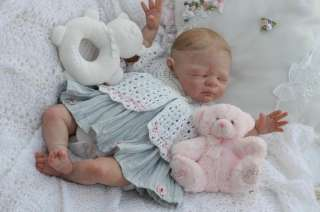 Nursery baby Girl Art Doll so precious and so real