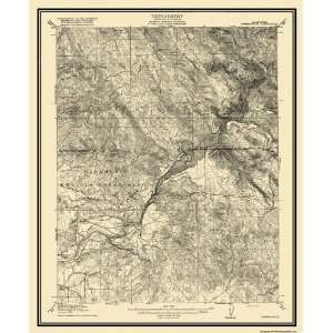USGS TOPO MAP COPPEROPOLIS CALIFORNIA (CA) 1916: Home