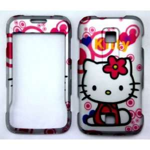 HUAWEI ASCEND M860 HELLO KITTY PHONE CASE