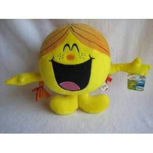 Little Miss Sunshine Plush Doll (8) Nanco Officially Licensed Product