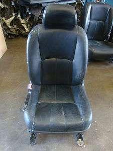 03 04 INFINITI G35 SEDAN DRIVER SEAT W/SRS AIR BAG