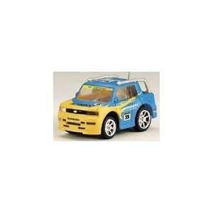 Mini RC Jeep 35   Blue Toys & Games