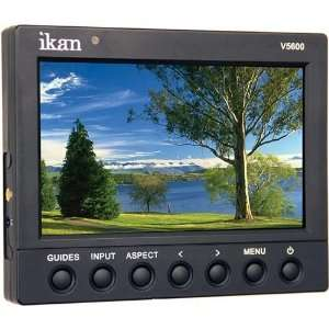 Ikan V5600 5.6 LCD Monitor: Computers & Accessories