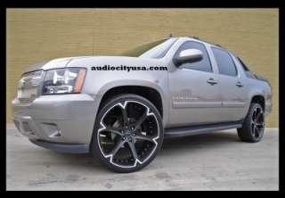 Giovanna Dalar6V Wheels and Tires Chevy Rims Escalade Wheel Tahoe Rim