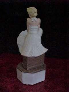 Marilyn Monroe Mini Decanter 1984  McCormick  with BOX