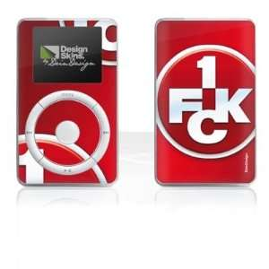 Skins for Apple iPod Original   1. FCK Logo Design Folie Electronics