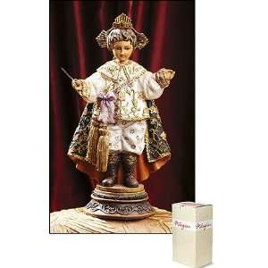 de Musica Patron Saint of Music Infant Jesus Statue Kitchen & Dining