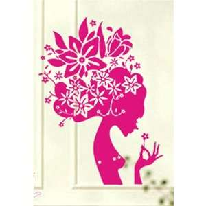 Rainbow Wall stickers Wall Decor Removable Decal Sticker   The Floral