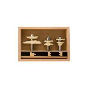 Flat Panel Router Bits