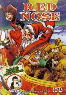 Classic Christmas RED NOSE + Bonus Cartoons NEW DVD 843156000230