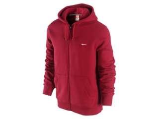 Nike Classic Fleece Full Zip Mens Hoodie