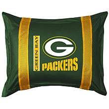 Green Bay Packers Bedding Sets   Buy NFL Sheets and Pillows at NFLShop