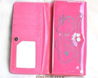 CUTE NEW SANRIO HELLO KITTY WALLET PURSE COIN BAG P35 H