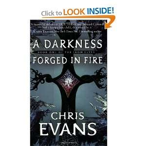 Darkness Forged In Fire Chris Evans 9781847373625