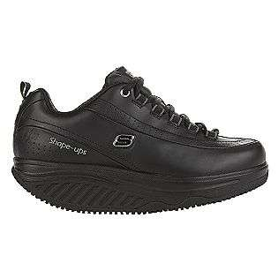 Shape ups Womens Shoe Black Skechers Shoes Womens Work & Safety