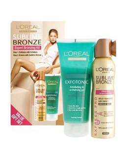 LOreal Paris Sublime Bronze Express Pro Spray Tanning Kit   Boots