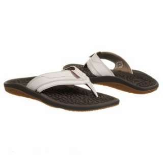 a9f863934c1b Mens Reef Reef Playa Negra Brown White Shoes on PopScreen