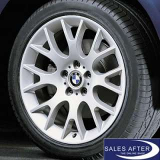 Original BMW Radsatz X3 E83 Kreuzspeiche 145 + Pirelli