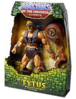 TYTUS He Man Figur Masters of the Universe CLASSICS Riesenfigur wie 12