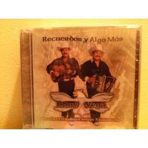 Recuerdos Y Algo Mas: Chuy Vega: Music