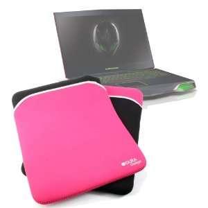 Splash Resistant Reversible Neoprene Laptop Case For