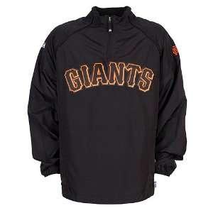 San Francisco Giants Lightweight Royal Black Gamer Jacket
