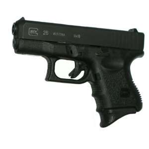 Pearce Glock 26 27 33 Grip Extension Finger Groove: Sports