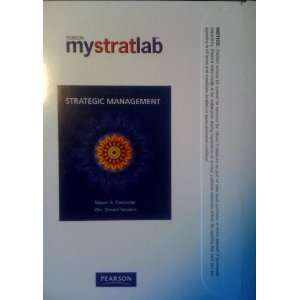 with Pearson eText    Access Card    for Strategic Management