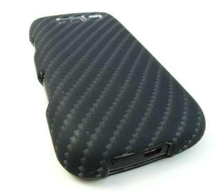 CARBON FIBER 2 LOOK Hard Shell Case Cover Samsung Galaxy S Blaze 4G