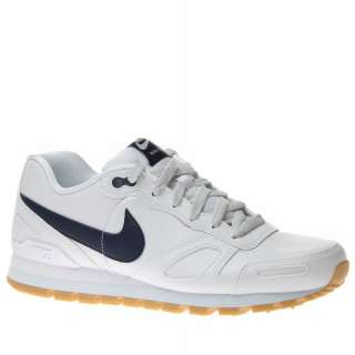 Nike Air Waffle Trainer Leather Us Size White Trainers Shoes Mens New