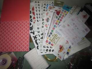 CRAFT ITEMS, CARD MAKING, SCRAPBOOKING, STICKER, LIGHT BOX ++