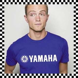 Yamaha Motorcycle T Shirt ALL SIZES yz 450f 250f r6